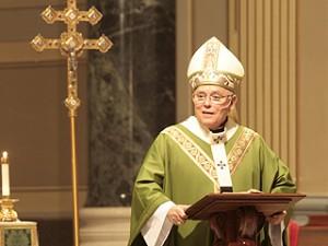 Archbishop Chaput, World Mission Sunday, 2015