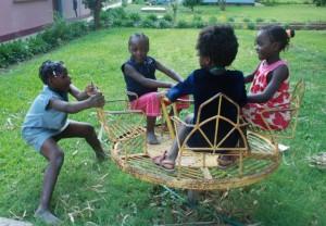 Children Playing Nyumba