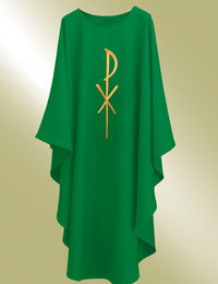 Green Vestment
