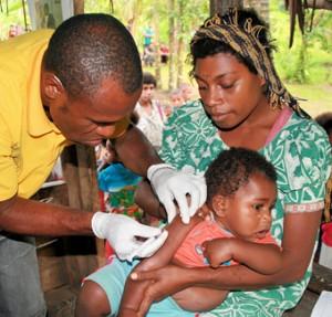 Health care Papua New Guinea