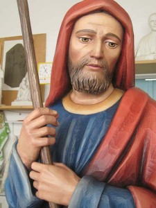 St. Joachim by himself