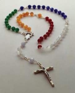 World Mission Rosary Full Color