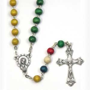 World Mission Rosary Image Bottom Only