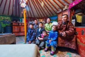 Mongolian Family WMS 14