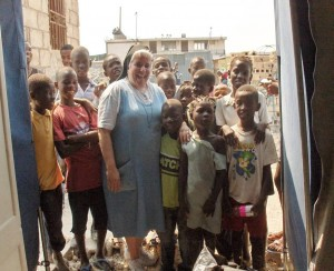 Sister Lisa Valentini, MSC, started her lifelong commitment to MCA while in elementary school in PA.  She now serves as a Missionary in Haiti and the Dominican Republic.