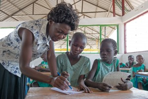 Turkana School, Lodwar, Kenya